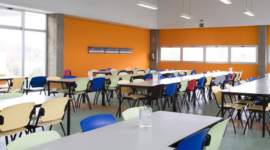 Comedores - Escuela de Hostelería de Leioa